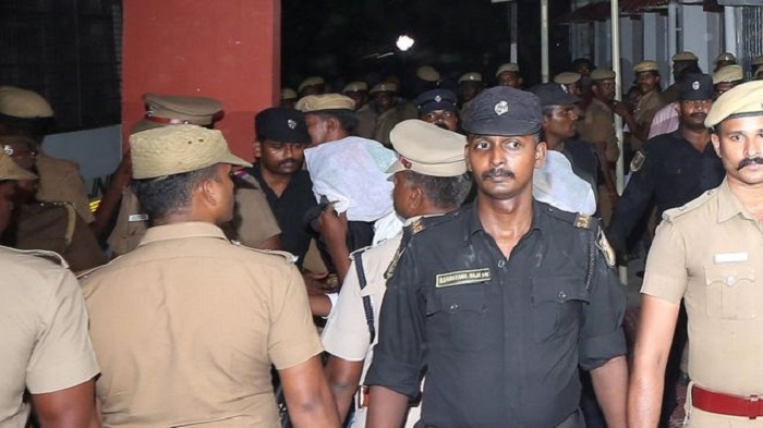17 men accused of multiple attacks on minor girl in Chennai