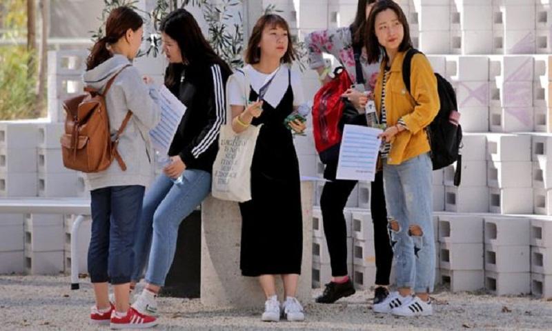 Australia overtaking UK for overseas students