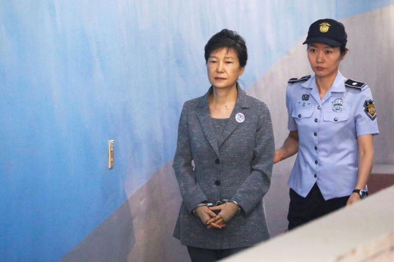 South Korean court hands former president Park Geun-hye another 8 years in jail