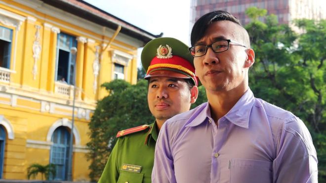 Vietnam to deport US student Will Nguyen for 'public disorder'