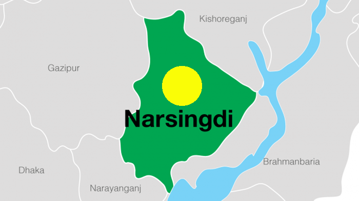 Five killed in Narsingdi road crash