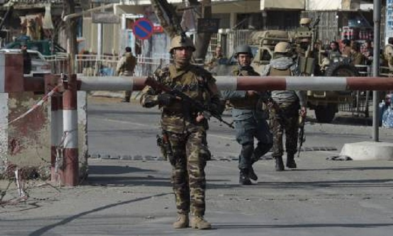 Taliban launches 2 days of attacks in Afghanistan, 14 killed