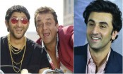 Ranbir Kapoor to replace Arshad Warsi as Circuit in Munna Bhai 3