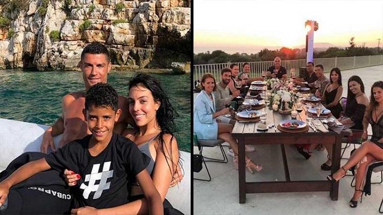 Ronaldo leaves huge €20k tip for Greek hotel employees