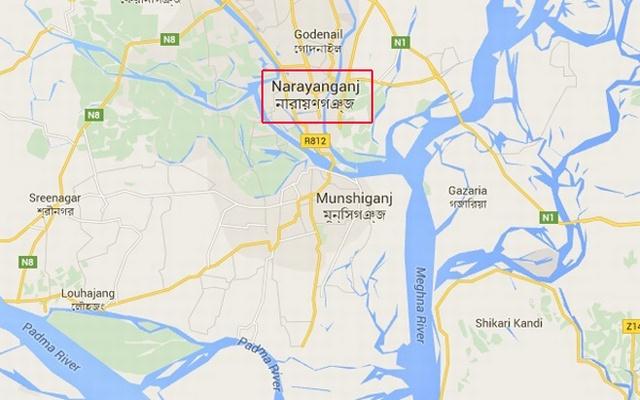 Robbers kill 2 night guards in Narayanganj; 3 shops looted