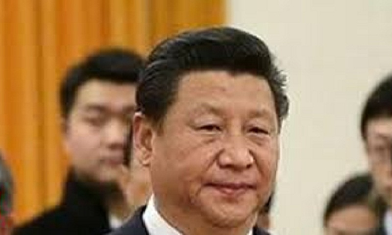 Chinese President Xi arrives for Africa visit as US interest wanes
