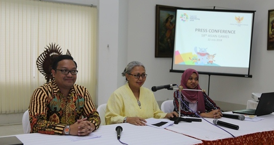 Indonesia prepare to host 18th Asian Games