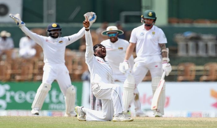 Sri Lanka build domineering lead over Proteas