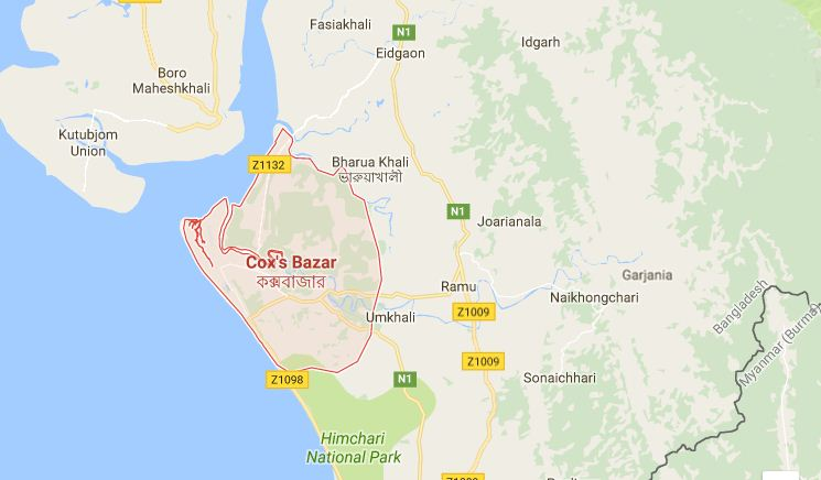 'Arms factory' busted in Cox's Bazar, 2 held