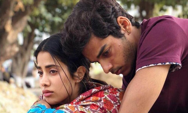 Dhadak box office day 2: Janhvi, Ishaan's film makes Rs 19 crore
