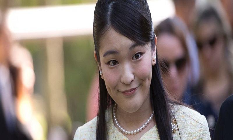 Japanese Princess Mako begins visit to Brazil's biggest city