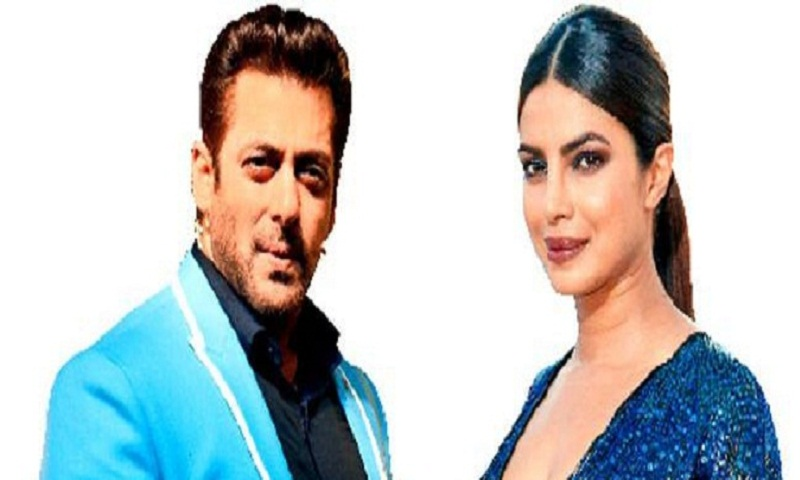 Salman Khan, Priyanka Chopra kick-start Bharat shooting
