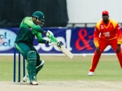 Pakistan set Zimbabwe 365 runs target in 5th ODI