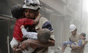 Israel evacuates 800 White Helmets to Jordan
