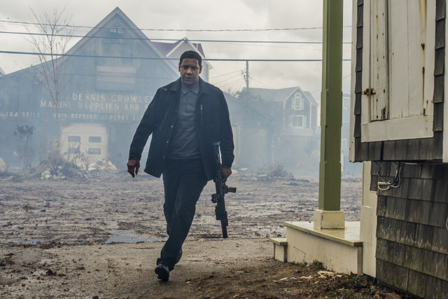 'Equalizer 2' squeaks past 'Mamma Mia 2' and takes top spot