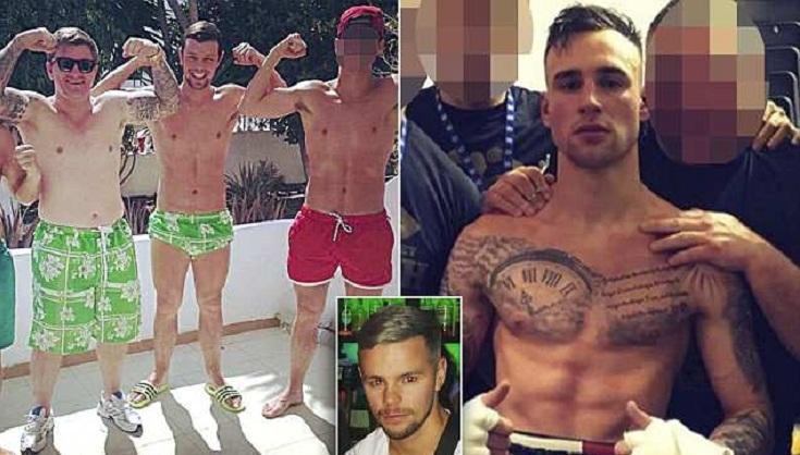 British boxers held in Spain over alleged gang rape