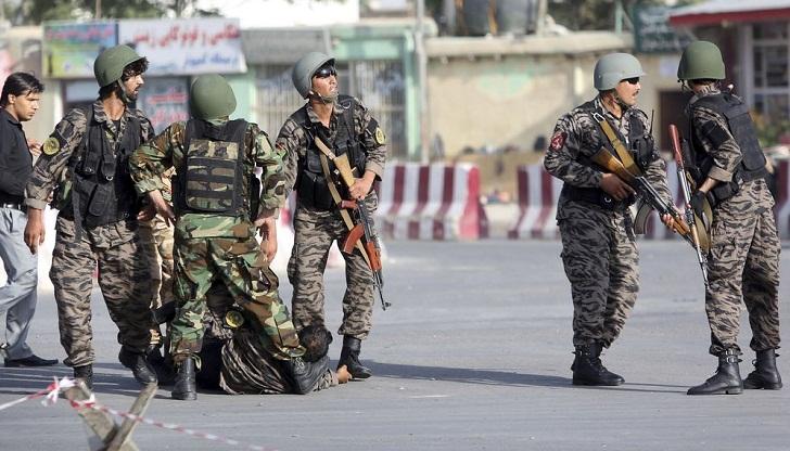 Gunmen kill 4 civilians in mosque in Afghanistan