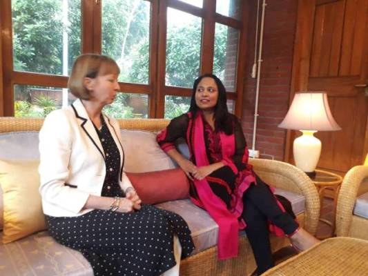 UK eyes Bangladesh infrastructure sector for huge investment