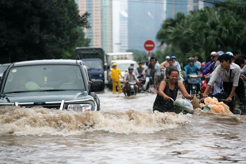 22 killed, 12 missing in Vietnam's floods