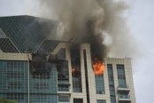 Fire at residential building kills 5 in northern India