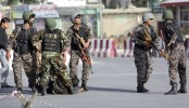 Gunmen kill 4 civilians in mosque in Afghanistan