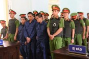 Ten jailed in Vietnam over violent anti-China demos