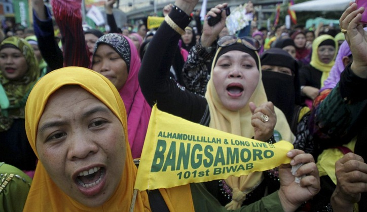 Philippine Congress' approval of Muslim peace deal delayed