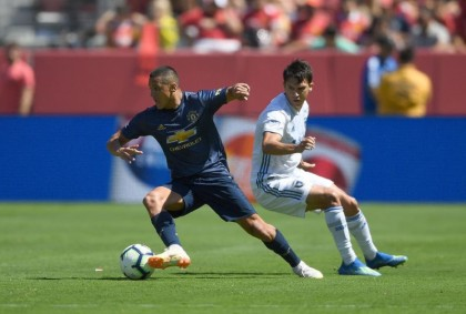 Man United held to scoreless draw by Earthquakes