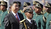 China's Xi visits South Africa ahead of BRICS summit