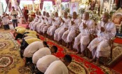 Thai cave boys to be ordained in Buddhist ceremony