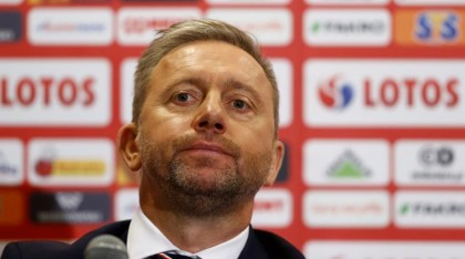 New Poland coach vows hard work to give fans reasons for joy