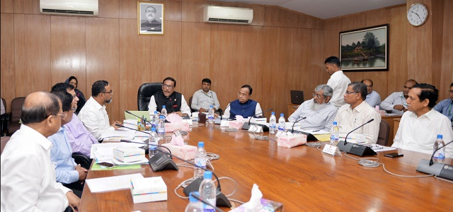 No need of so much VIP protocols: Quader tells DCs