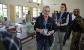 Counting begins in suspenseful Pakistan election