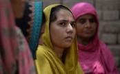No Pakistani women vote in village as husbands intimidate