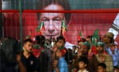 Pakistan's Imran Khan vies for power as country goes to polls