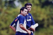 Rahul Dravid picks Sachin Tendulkar to bat for his life