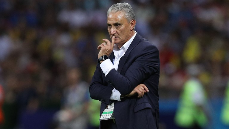 Brazil coach Tite extends contract until 2022 World Cup