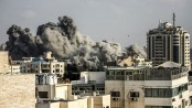 Three killed as Israel strikes Gaza in fresh flare-up