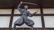 Japan city 'does not need ninjas'