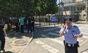 Beijing blast: Small explosive device set off near US embassy