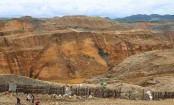 At least 27 feared dead in Myanmar jade mine landslide