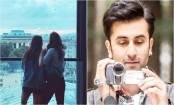 Ranbir Kapoor turns photographer for Alia Bhatt in Bulgaria