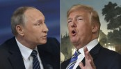 Putin says 'ready to go to Washington', invites Trump to Moscow