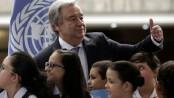 Guterres raises alarm over UN cash crisis