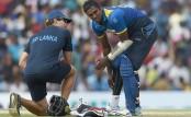 Injury-prone Sri Lanka skipper will not bowl against S.Africa