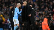 Guardiola's love helped me get through crisis, says Silva