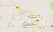 Three killed in Sylhet road crash