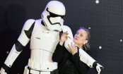 Star Wars: Carrie Fisher and Richard E Grant among Episode IX cast