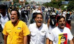 Venezuela opposition legislator flees after 'secret police threats'
