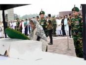 Prime Minister pays tributes to Rashidi Suja MP